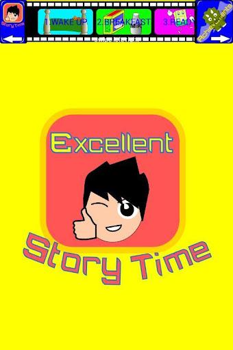 故事时间 English