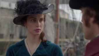Heida Reed on Elizabeth Poldark