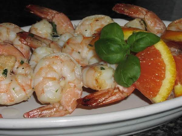 Grilled Shrimp, Texas Style Recipe