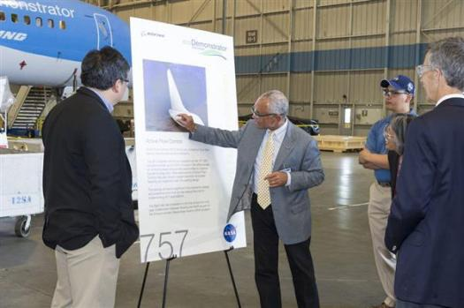 «Боинг» получил патент на виртуальную библиотеку 3D-деталей самолетов для печати