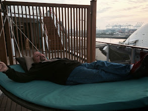 Photo: Ahh...the Serenity Deck - for adults only