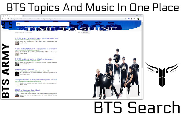 BTS Search