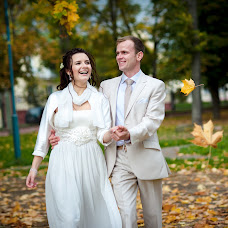 Wedding photographer Viktoriya Mashkova (levika). Photo of 30.03.2016