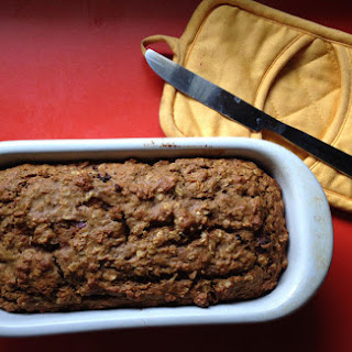 Walnut Sweet Potato Bread