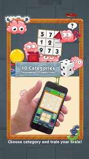 Battle of Brains - IQ Quiz- screenshot thumbnail