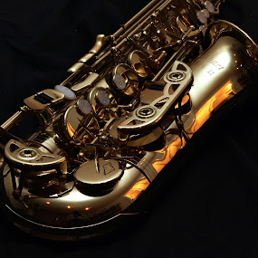 alt saxophone by Almas Bavcic - Artistic Objects Other Objects ( musical, instrument, object )