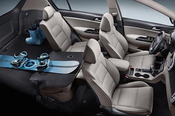 2019-Kia-sportage-interior