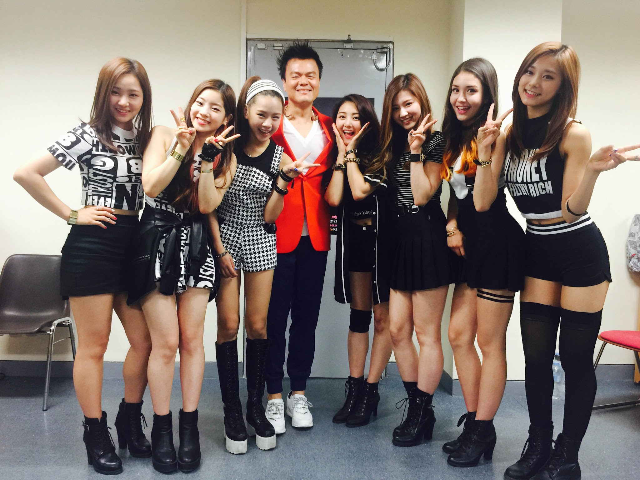 Here's How JYP Entertainment Has Changed Since TWICE ...