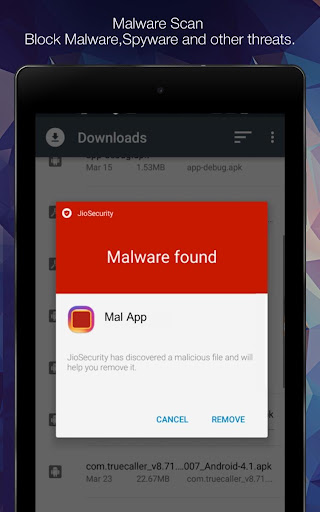 JioSecurity: Malware Scan, Antivirus, App Lock screenshot 13
