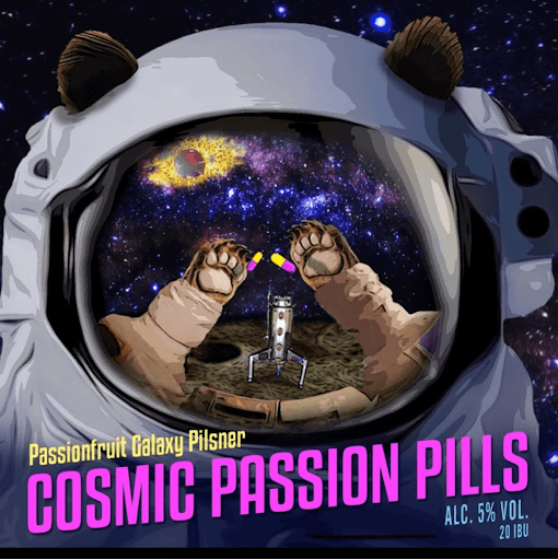 COSMIC PASSION PILLS