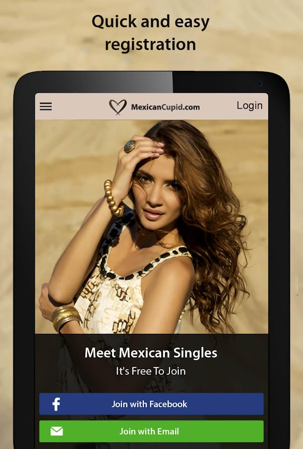 MexicanCupid - Mexican Dating App- screenshot