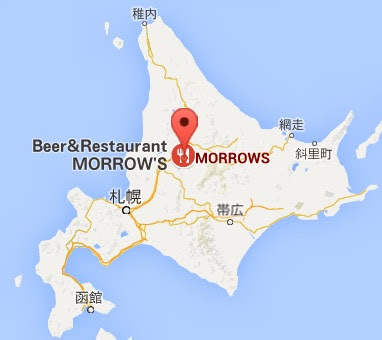 地図:MORROW'S 旭神店
