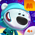 Be-be-bears in space icon