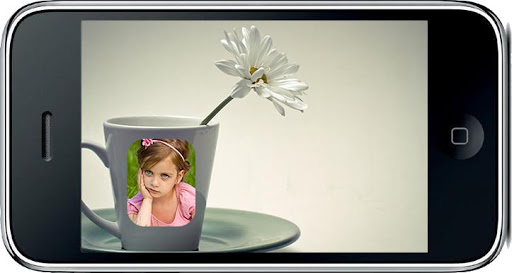 Sweet Coffee Mug: Photo Frames