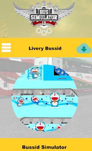 Livery Bussid Kartun Animasi 1.0 screenshots 3