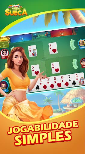 Sueca ZingPlay Jogo de Cartas Online 2.0 screenshots 1