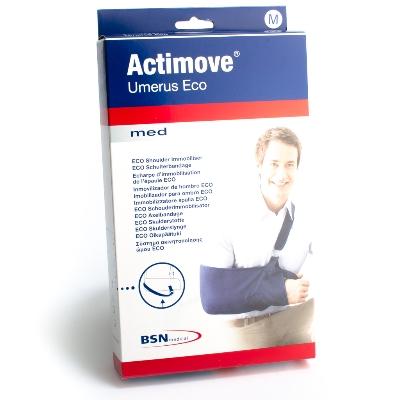 inmovilizador forma elastica para hombro masculino talla m