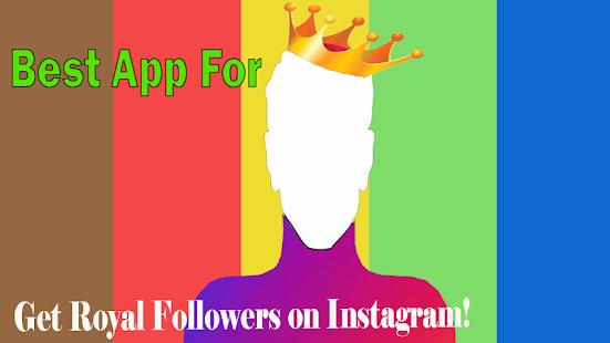Get royal followers apk download | Download Royal Followers Plus 1 0