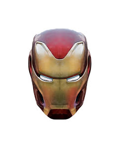 Pappmask, Iron Man