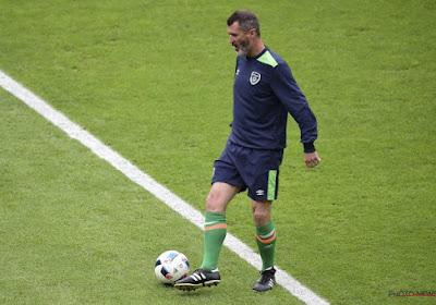 """O'Neil s'en amuse: """"Roy Keane est méchant? Oui nous l'avons enfermé dans  une cage"""""""