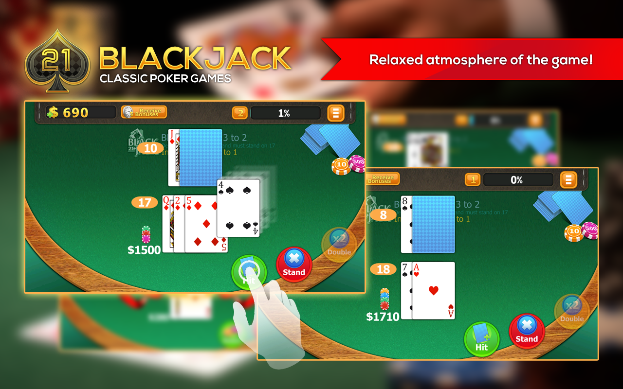 black jack free game 21 android apps on google play