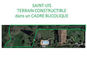 Terrain 1184 m2
