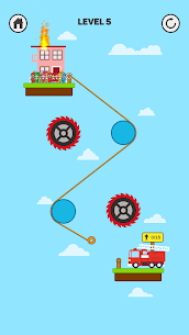 Toy Rescue – Rope Puzzle 1