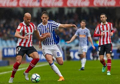 Liga : la Real Sociedad et Adnan Januzaj accrochés