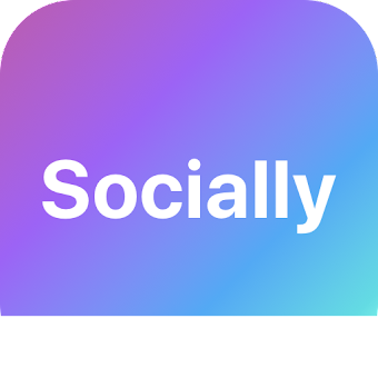 Socially - All in one app for social network