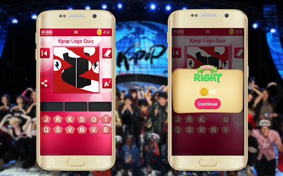Kpop Quiz Game