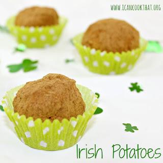 """""""Irish Potatoes""""."""
