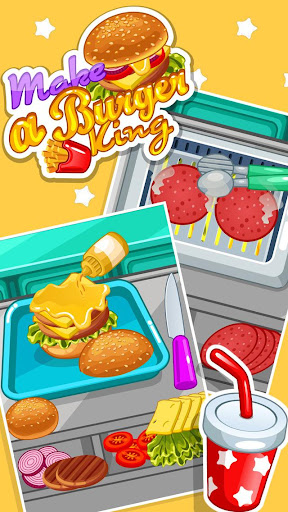 Make a burger king  {cheat|hack|gameplay|apk mod|resources generator} 4