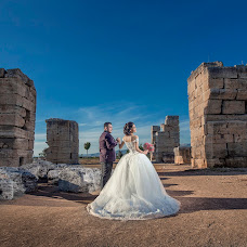 Wedding photographer Abdullah Kocabatmaz (akocabatmaz). Photo of 19.01.2018