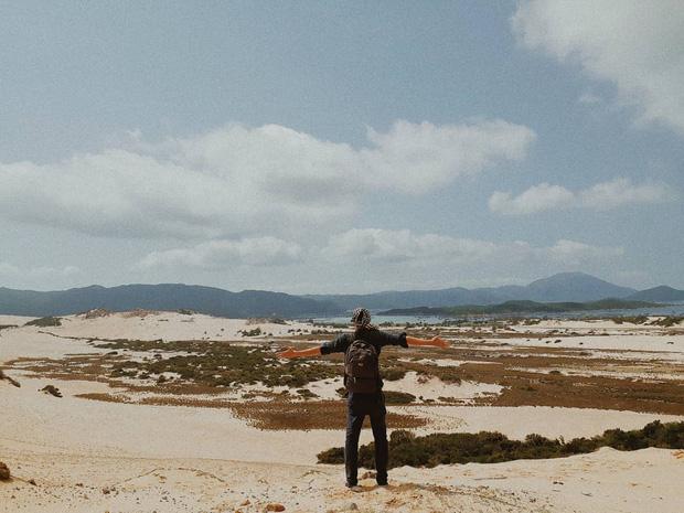 """Tưởng đâu Sahara, ngay tại Việt Nam cũng có 7 """"tiểu sa mạc"""" siêu đẹp tha hồ cho bạn hóa thành du mục - Ảnh 35."""