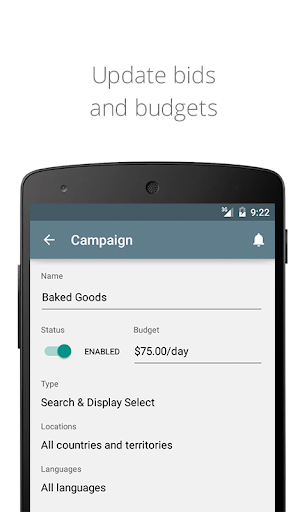 AdWords 1.9.1 screenshots 3