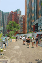 Photo: Hotel for sjippere . Polyteknisk Universitet, Hong Kong