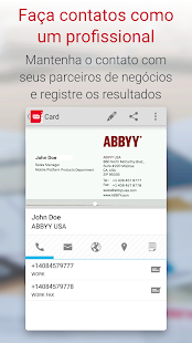 Baixar business card reader pro scanner de carto apk 41009 apk business card reader pro scanner de carto apk apk captura de tela reheart Gallery