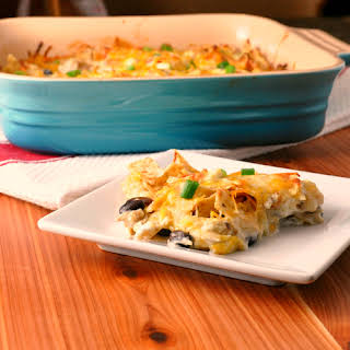 Tortilla Chip Casserole.