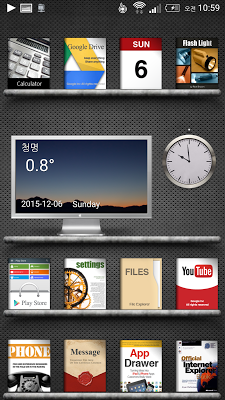 Book ver2 Total Launcher - screenshot