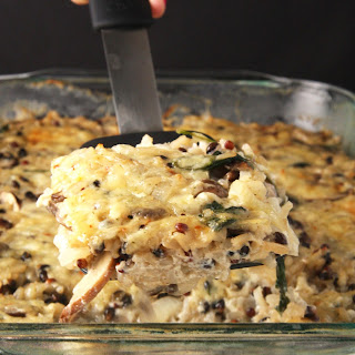 Vegetable & Rice Casserole