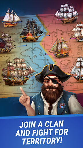 Pirates & Puzzles - PVP League apkmr screenshots 5