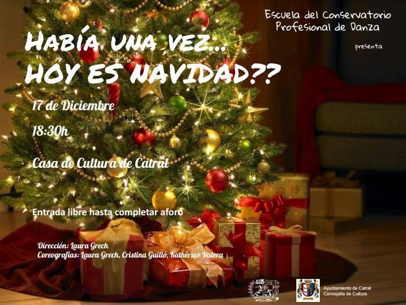 Fotos Profesionales De Navidad.Audicion De Danza Navidad 2016 Conservatorio Profesional