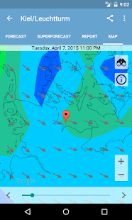 Windfinder Pro- screenshot thumbnail