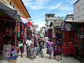 Photo: Chichicostanengo market