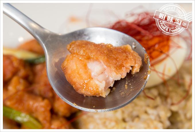 克洛浦水素水餐廳蔥燒溫體雞