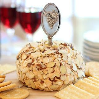 Port Wine Cheese Ball.