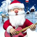 Talking Santa Claus icon