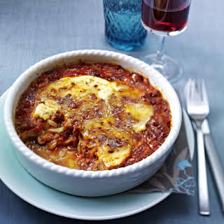 Beef and Endive Casserole.