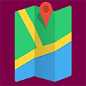 Maps and offline Navigation icon
