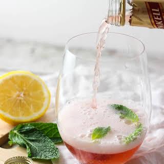 Raspberry Mint Rosé.